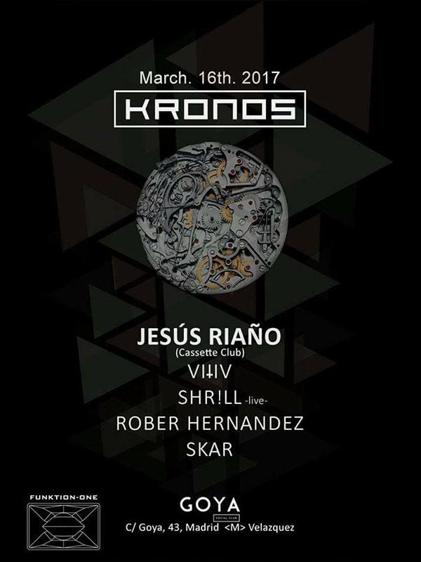 Kronos Techno Club
